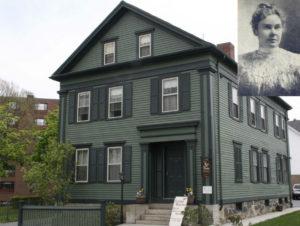 Убийца Лиззи Борден и ее кровавый дом.