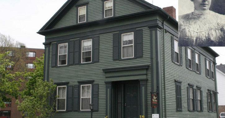 Дома ужасов: Лиззи Борден и ее кровавый дом