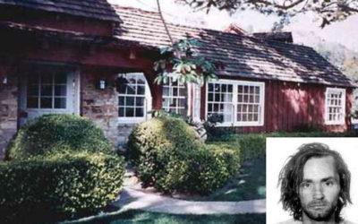 Дома ужасов: Дом, где жил маньяк Мэнсона