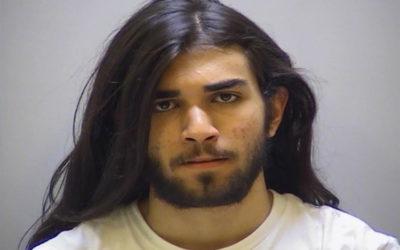 Скандалы и криминал: Арестован 18-летний парень живший у подруги на чердаке