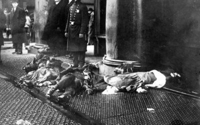 Кровавая История: Огненный шторм — из-за жадных капиталистов