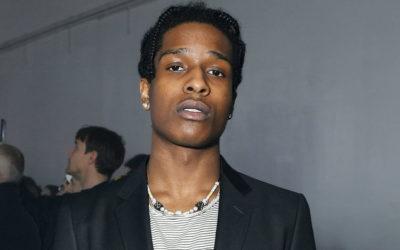 Скандалы и криминал: Американский рэпер выступающий под именем «Rocky A $ AP» был арестован в Швеции