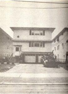 Дом, где жил маньяк Ричард Коттингем и его семья.