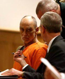 Серийный убийцаГэри Хилтон в суде.