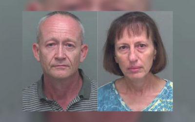 Криминальные новости: Полицейские арестовали Мирко и Регину Ческу почитателей «Судного дня»