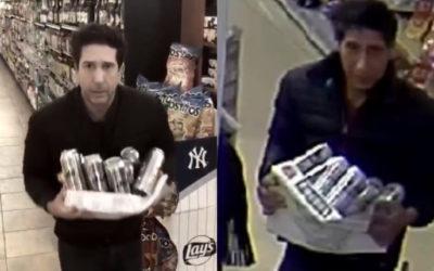 Скандалы и криминал: Сенсационная видеозапись ограбления продуктового магазина