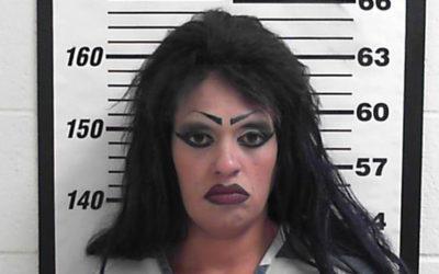 Скандалы и криминал: Женщина, пытаясь избежать своего ареста, притворилась своей 21-летней дочерью