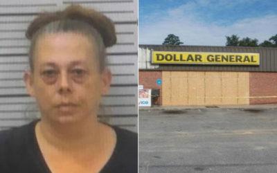 Скандалы и криминал: Менеджер из универсального магазина «Доллар», обвиняется в его поджоге