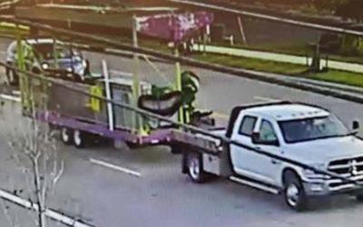 Скандалы и криминал: Невероятно, но кто-то украл вагончики для американских горок в штате Огайо