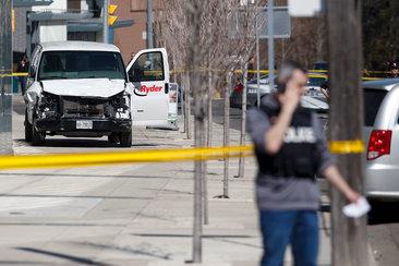 Криминальные новости: Мужчина, который врезался в группу пешеходов, заявил, что он «выполнил свою миссию»
