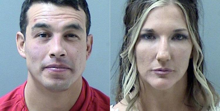 Скандалы и криминал: Спустя несколько часов после свадьбы, молодожены были арестованы вместе с семьей и друзьями