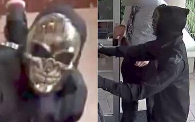 Криминальные новости: Арестованы грабители прозванные полицией «Призрачными масками»
