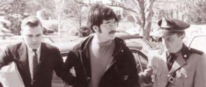 Арестованный маньяк Тони Коста.