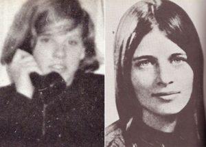 Жертвы маньяка Тони Косты - Сьюзен Перри(слева) и Сидни Монсон(справа).