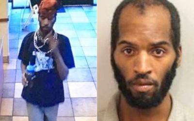 Криминальные новости: Подозреваемый был арестован полицейскими, после того, как облил женщину бензином и поджег ее