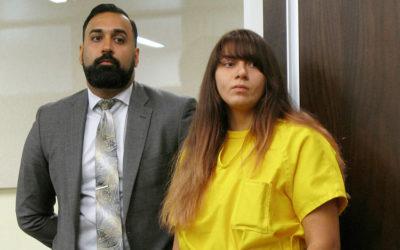 Скандалы и криминал: Женщина, была арестована вновь после того, как былаосвобождена условно-досрочно