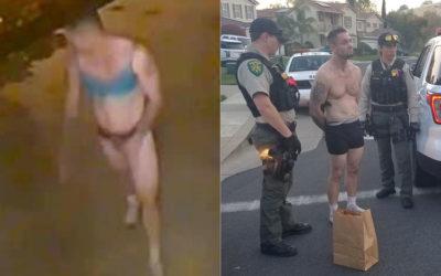 Скандалы и криминал: Почти голый Шон МакГвайр был взят под стражу
