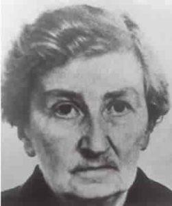 Изабелла Гриффитс - жертва маньяка Патрика Маккейя.