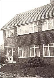 Дом в котором проживала семья маньяка Патрика Дэвида Маккейя.