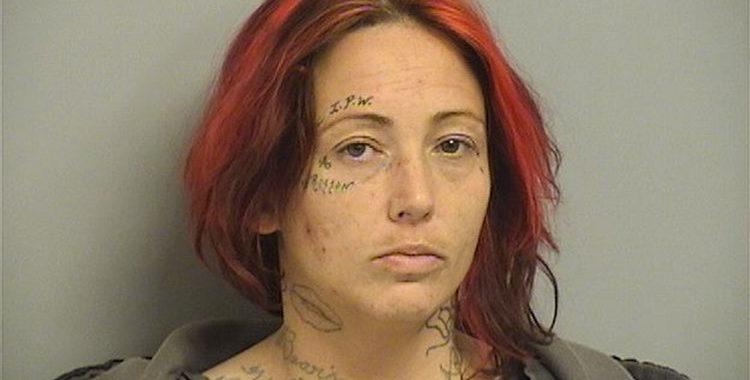 Скандалы и криминал: В субботу вечером, была арестована одна из самых разыскиваемых женщин