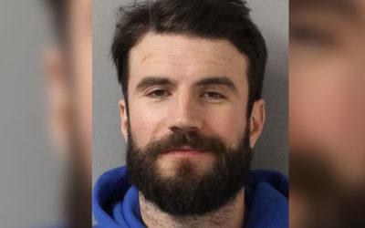 Скандалы и криминал: Кантри-певец Сэм Хант, был арестован на этой неделе в штате Теннесси