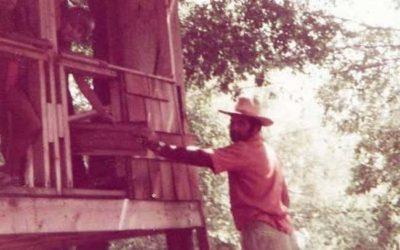 Дома ужасов: Деревянный домик маньяка Денниса Рейдера