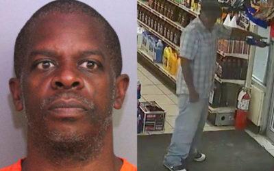 Скандалы и криминал: Мужчина был арестован, после того, как похитил бутылку пепси на местной автозаправке