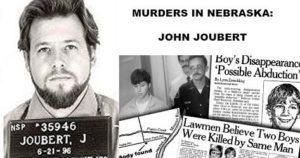 серийный убийца Джон Иосиф Джуберт.