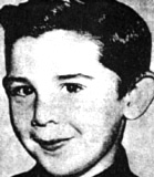 Пропавший 6-летний Брюс Кремен.