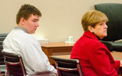 Криминальные новости: Несовершеннолетний подросток, убивший свою мать, был приговорен к 33 годам тюрьмы