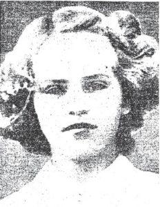 Жертва маньяка Мака Эдвардса - Стелла Дарлин Нолан.