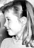 Пропавшая 11-летняя Карен Линн Томпкинс.