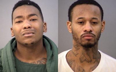 Криминальные новости: В понедельник преступники Квантавиус Джонс и Ирвинг Мэдден были приговорены к 40 годам лишения свободы