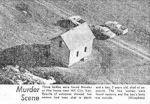 Ферма, где маньяк Френсис Немечек совершил убийства.