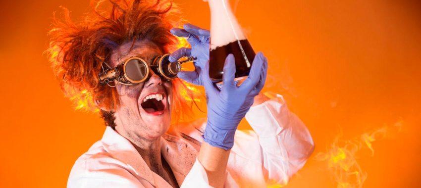 «Чокнутый профессор» или сумасшедший маньяк