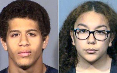 Криминальные новости: Полиция сообщила, что в результате конфликта 20-летняя женщина и её 18-летний сожитель убили трех человек