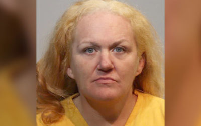 Скандалы и криминал: Дуэт матери и сына был арестован за то, что они участвовали в ограблении магазина