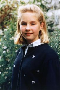 Жертва маньяка Мишеля Фурнире - Элизабет Брише.