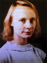 Жертва маньяка Мишеля Фурнире - Жанна Мари Дезрамо.