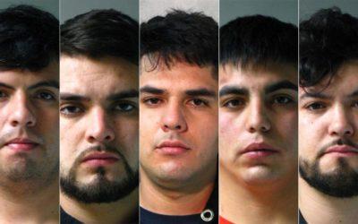 Криминальные новости: Полиция заявила, что преступники из Чили, перед возвращением домой, грабят богатые дома