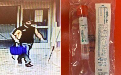 Скандалы и криминал: Преступник похитилдесятки наборов для тестирования на коронавирус