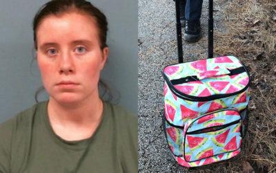 Криминальные новости: Девушка была арестована и обвинена в убийстве, после того, как были получены результаты экспертизы ДНК