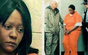 Извращенка 42-летняя Барбара Террентин Кларк.