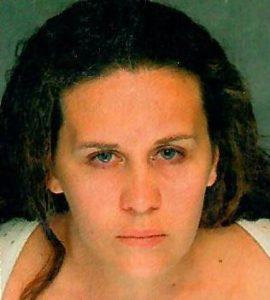 Фото извращенки 28-летней Мелиссы Хакэби.