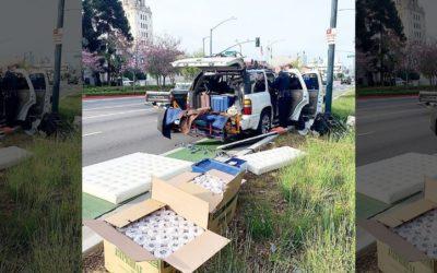 Скандалы и криминал: ПолициявКалифорниипо горячим следам раскрыла преступление
