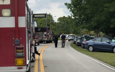 Криминальные новости: Полицейские после прибытия по вызову, обнаружили мертвые тела отца и двух его детей в горящем доме