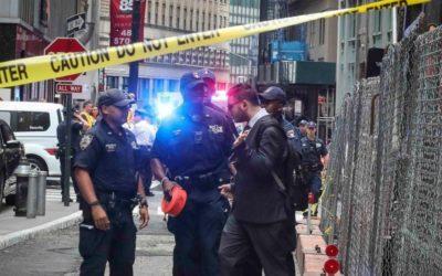 Криминальные новости: Несмотря наограничительные меры из-за пандемиикоронавируса, количество убийств вНью-Йоркеудвоилось