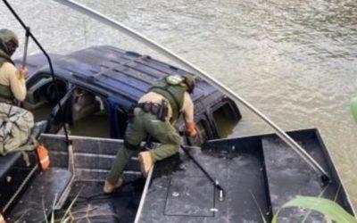 Скандалы и криминал: Представители Федеральной Пограничной службы США, пресекли попытку контрабанды наркотиков