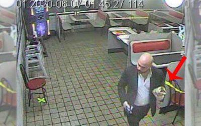Скандалы и криминал: Когда преступник проник в заведения питания«Waffle House», ему всего было мало