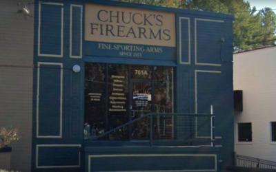 Скандалы и криминал: Владелец оружейного магазина надеется на то,что никто не пострадает, после того, как42 пистолета были украдены